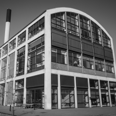 I denne bygning har Wasabi Film til huse