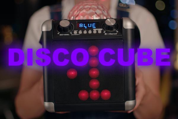 Disco Cube | Wasabi Film
